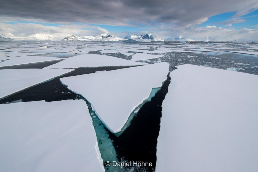 Crossing of the Polar Circle and The Gullet