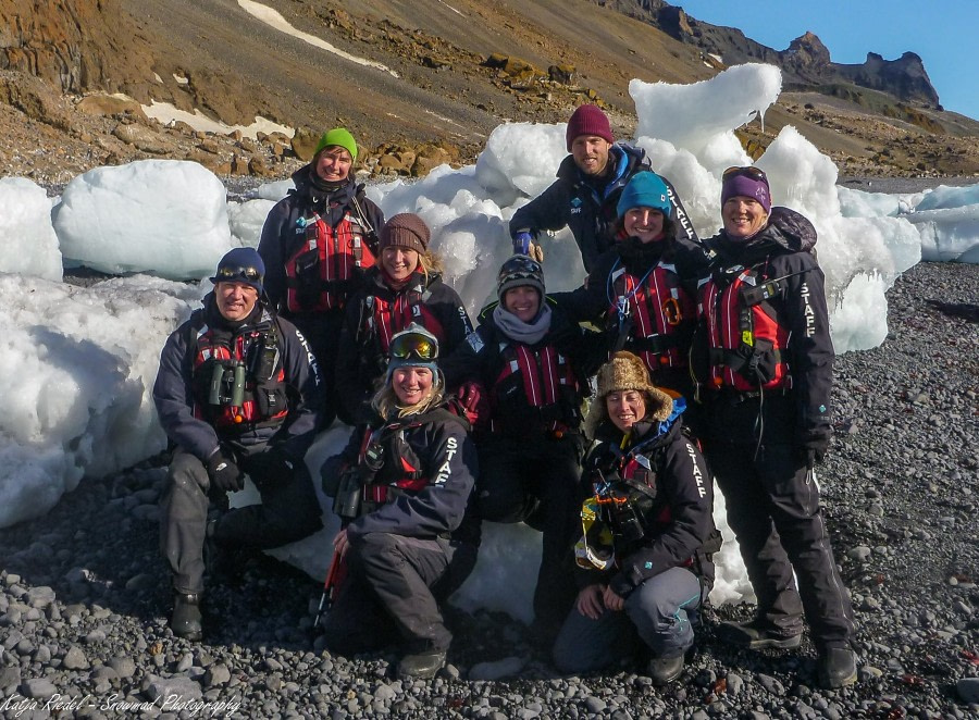 Disembarkation—Ushuaia