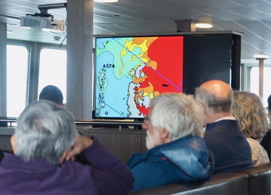 At Sea to Antarctica—Drake's Passage