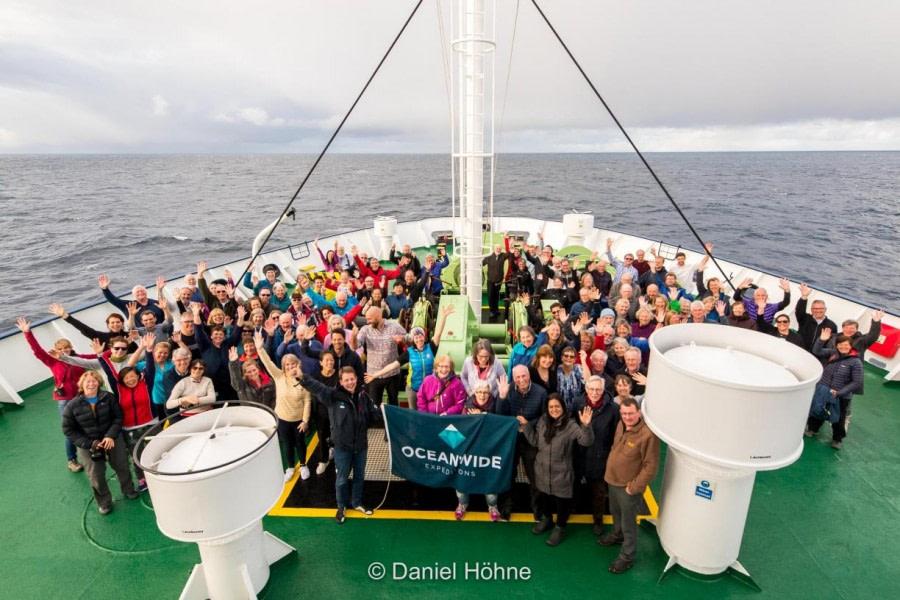 At Sea to Ushuaia – The Drake Passage