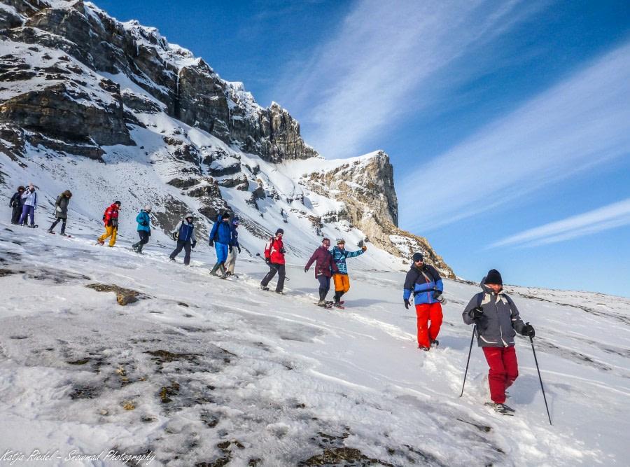 North Spitsbergen, Arctic Spring, hiking & snowshoeing © Katja Riedel-Oceanwide Expeditions.jpg