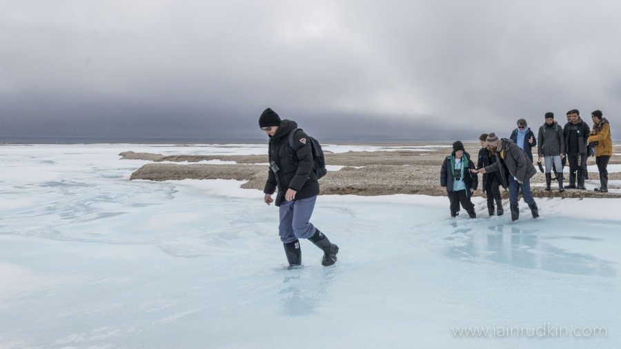 Arctic desert of Nordaustlandet