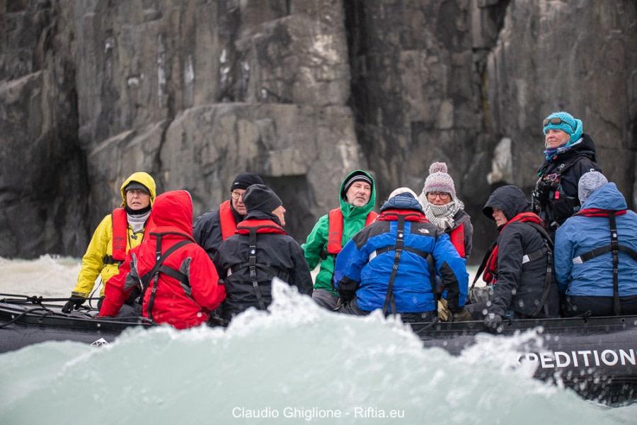 Alkefjellet and Faksevågen