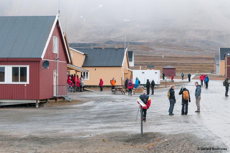 Ny-Ålesund & Signehamna
