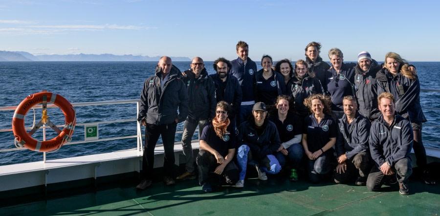 Disembarkation: Akureyri