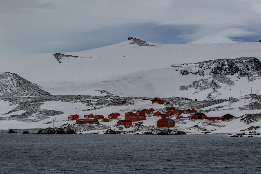 Antarctic Sound & Brown Bluff