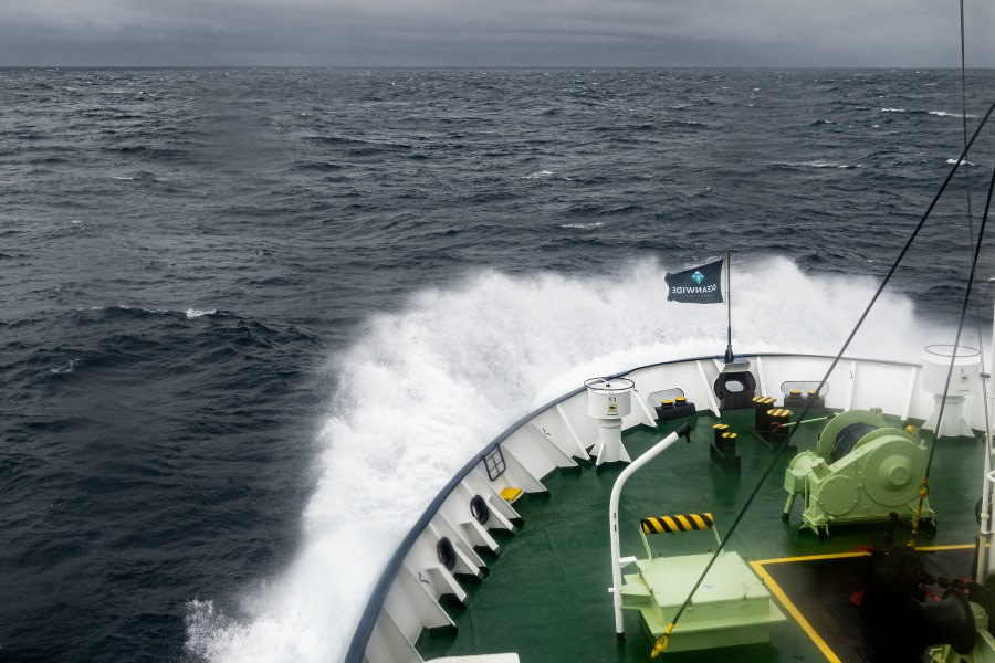 At Sea, Drake Passage towards Antarctica