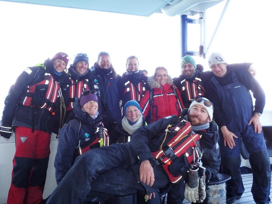 Ushuaia - Disembarkation