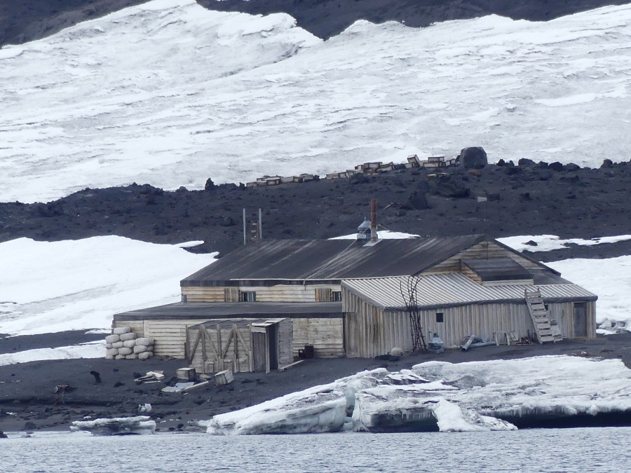 Ross Sea, Ross Island – Cape Evans