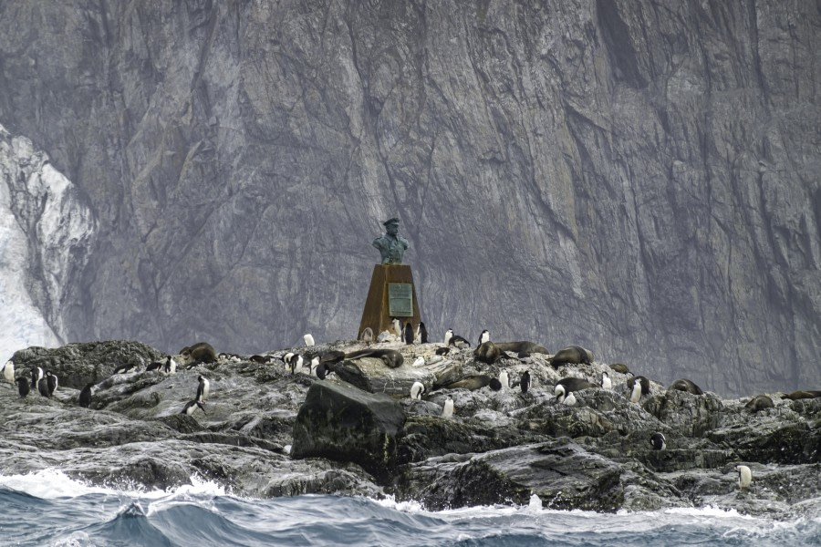 At Sea – Elephant Island