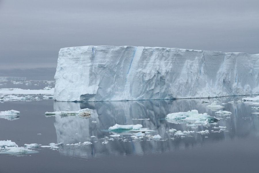 Weddell Sea - Devil Island