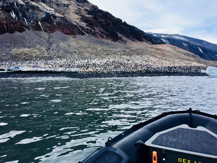 Ross Sea – Cape Adare