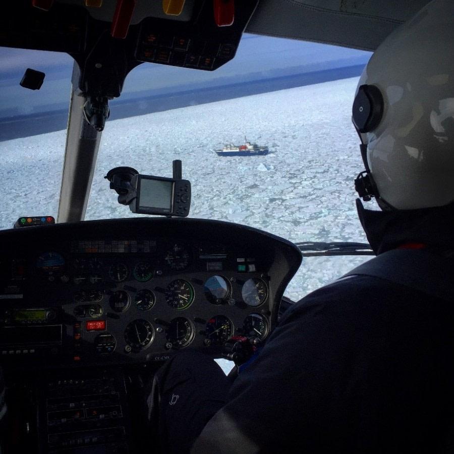 Ross Sea – Robertson Bay/Shipley Glacier