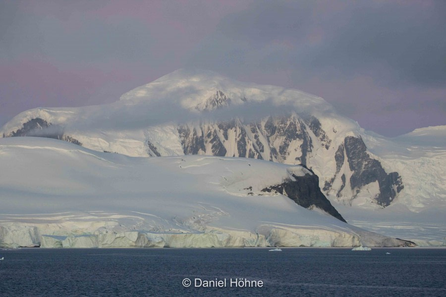 The Antarctic Peninsula: Gerlache Strait and Lemaire Channel