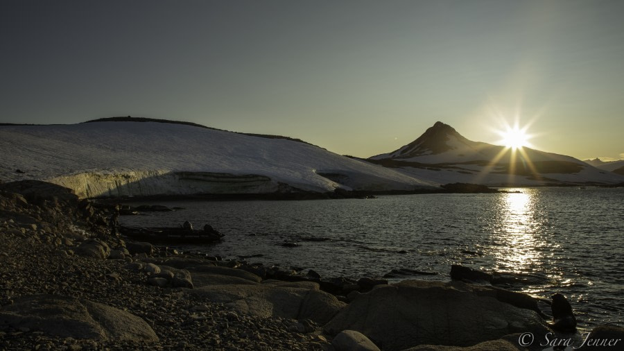 The Antarctic Peninsula: Pourquoi Pas Island, Stonington Island, and the Antarctic Continent