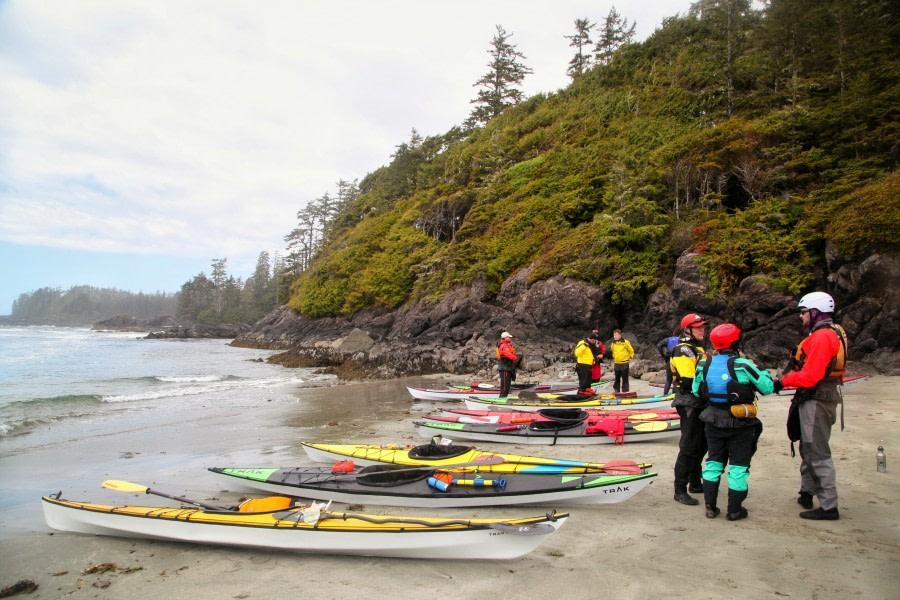 Kayak Skills Progression Camp, with TRAK kayaks