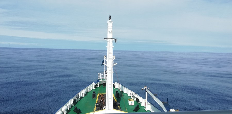 At Sea to Antarctica – Drake's Passage