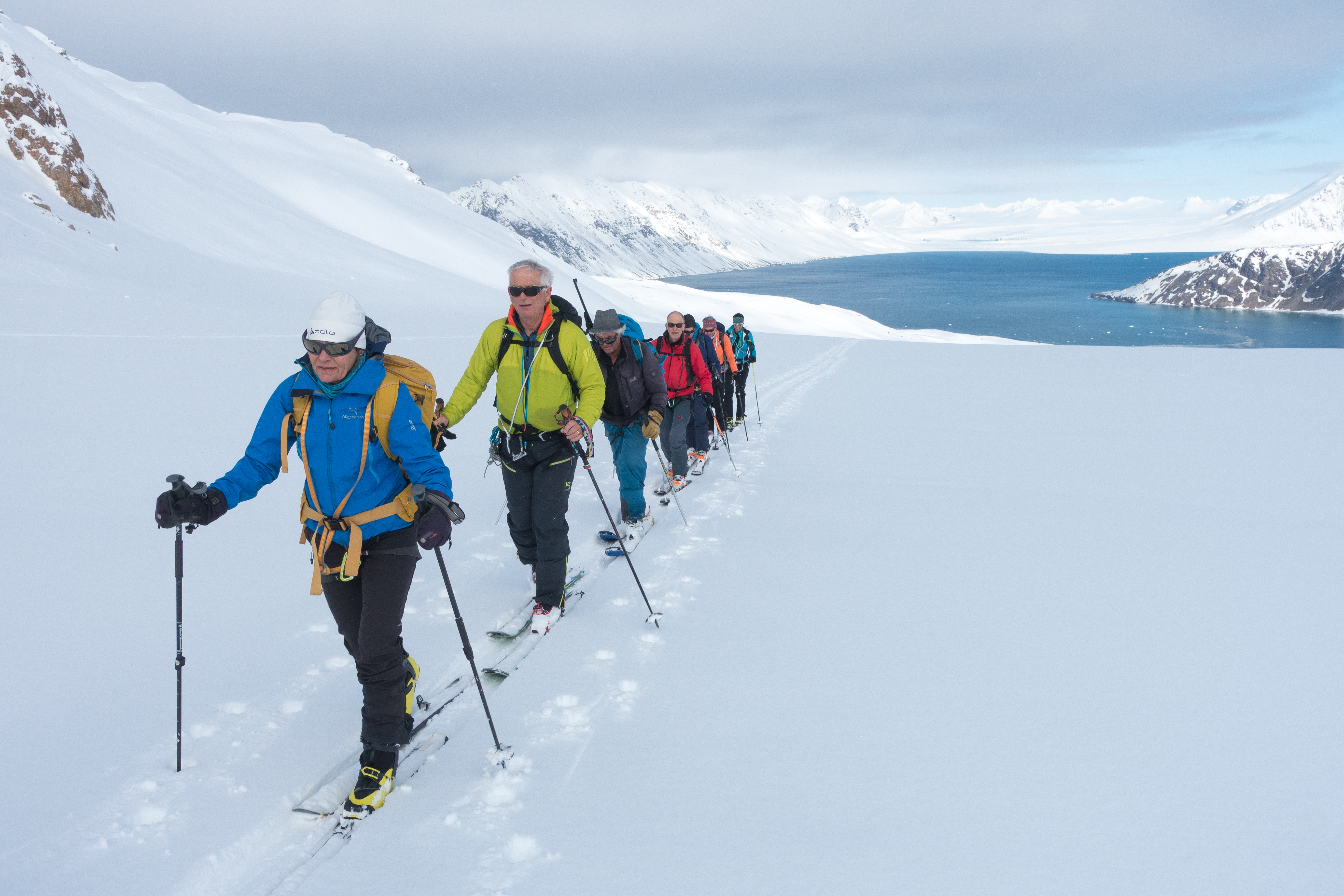 Ski touring, Ski, Sail, Spitsbergen, May © Folkert Lenz-Oceanwide Expeditions_spitzbgn 2348.jpg