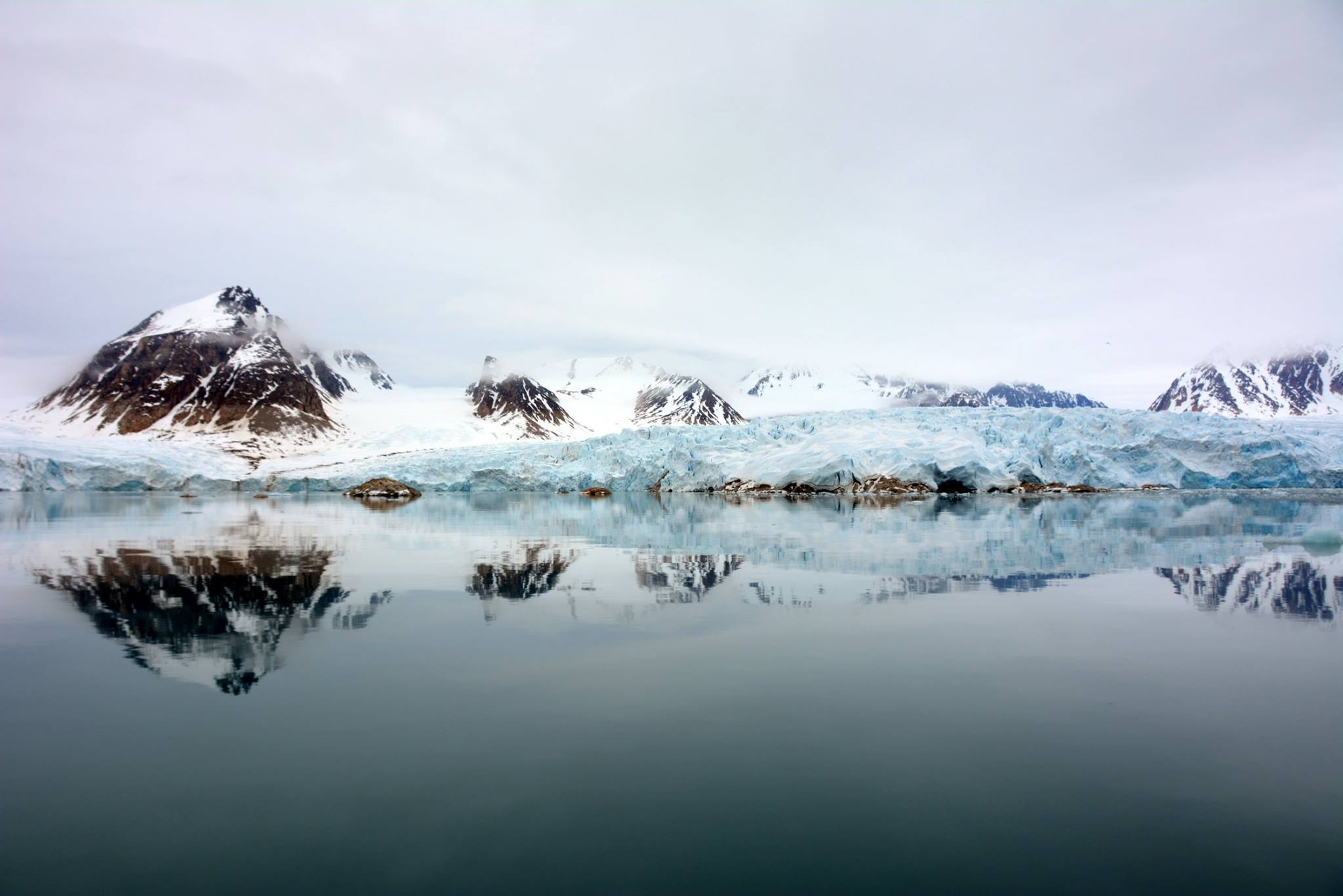 North Spitsbergen, Arctic Spring, June Reflection2 © Peter Tadin-Oceanwide Expeditions.jpg