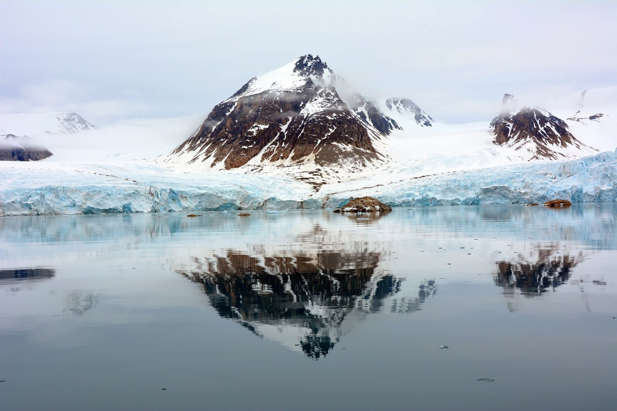 North Spitsbergen, Arctic Spring, June Reflection3 © Peter Tadin-Oceanwide Expeditions.jpg