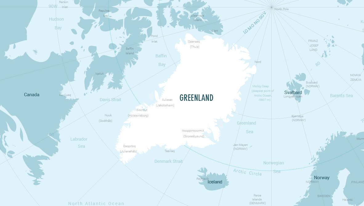 Donde Esta Groenlandia