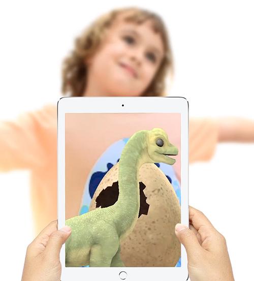 Wear 4D+ Baby Dino