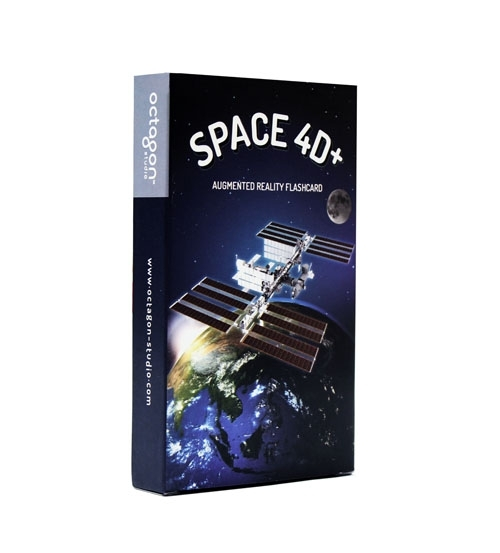 Space 4D+ 26 Cards