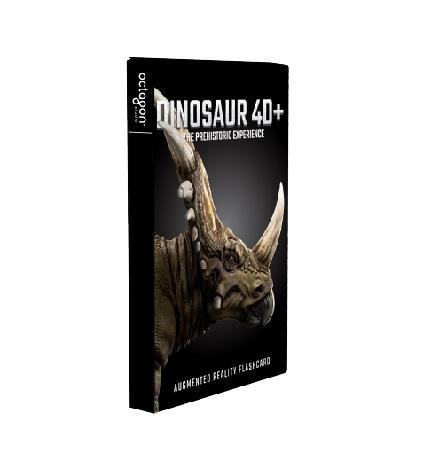 Dinosaur 4D+ Cards