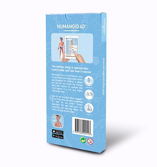 Humanoid 4D+ Kit