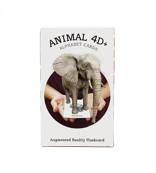 Animal 4D+ Cards