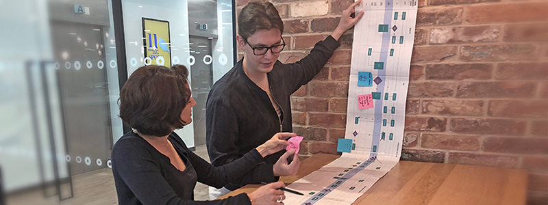 Labs' new Digital Strategy Team is all about Service Design