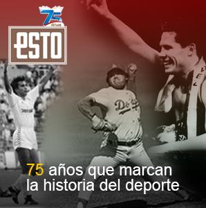 ESTO 75 Aniversario