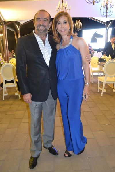 Eugenio Baeza Fares y Emilia García