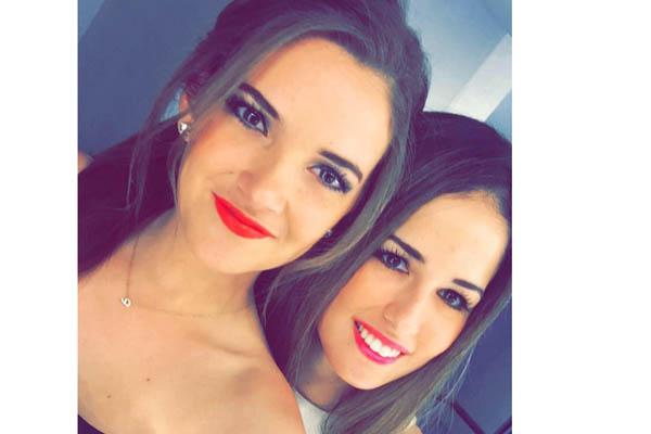 Lucia y Ana
