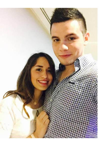 Luis y Mariana