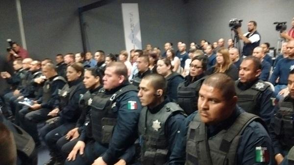 Concluyen policías estatales cursos de acercamiento hacia ciudadanía