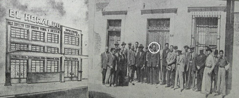 El Heraldo de Chihuahua: a 89 Años de Existencia