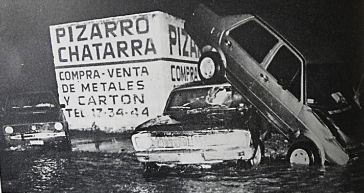 """J. B. Madrid Álvarez: """"Fui Testigo de la Tromba del 90"""""""