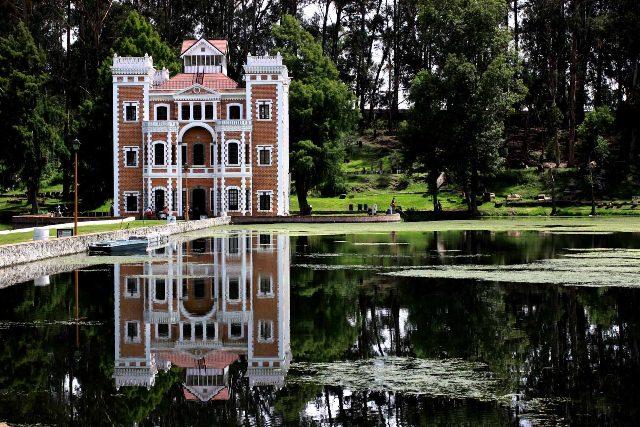 Castillo de Ex Hacienda de Chautla
