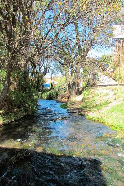 Amatzcalli es el lugar por excelencia en el valle de Atlixco para la pesca deportiva.