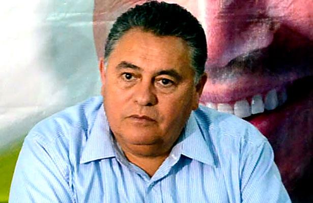 Arturo Ortiz Méndez, dirigente del PRD en Zacatecas. Foto: Archivo / El Sol de Zacatecas / OEM