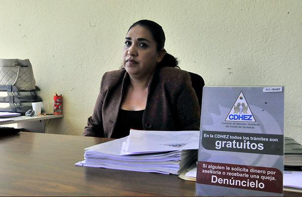 Interponen denuncias contra autoridades