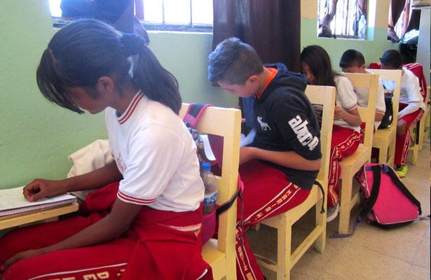 Sin datos de analfabetismo en Valparaíso