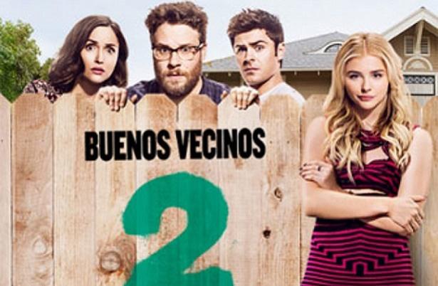 """Regresan Zac Efron y Seth Rogen con """"Buenos Vecinos 2"""""""