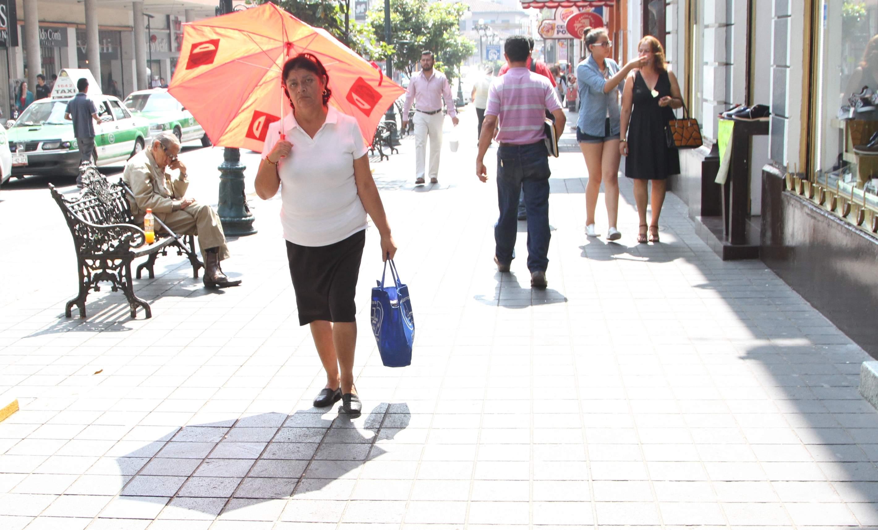 Veracruz, a más de 45 grados en algunas regiones