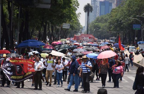 Gobierno Federal dispuesto al diálogo, siempre y cuando la CNTE acepte Reforma Educativa