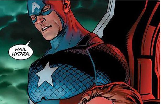 Causa revuelo el nuevo cómic del Capitán América
