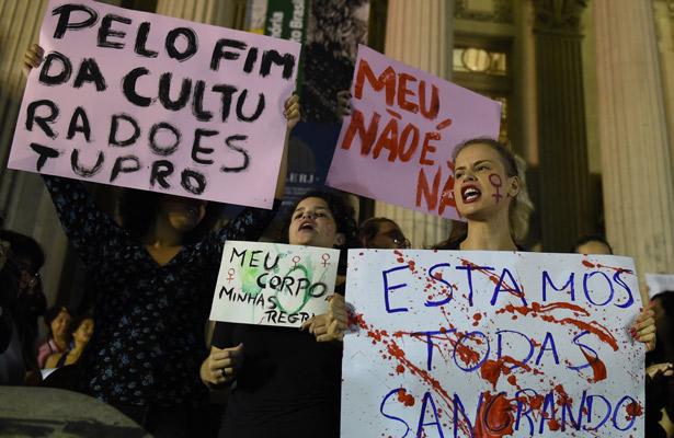 Sospechoso de violación colectiva a adolescente en Brasil es liberado