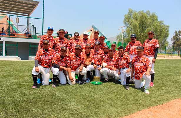 Obtiene el Istmo primer lugar en béisbol