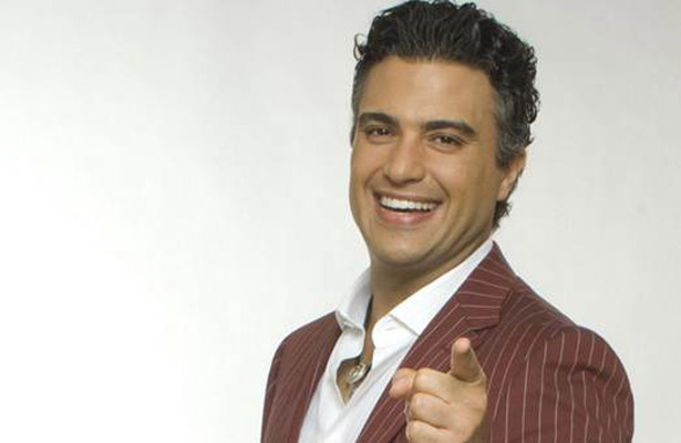 "Jaime Camil en el musical ""Chicago"" de Broadway"